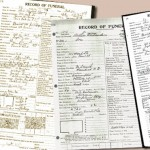 funeral home records genealogy research