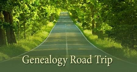 genealogy road trip