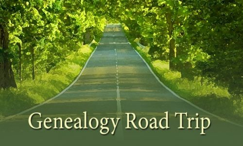 genealogy road trip
