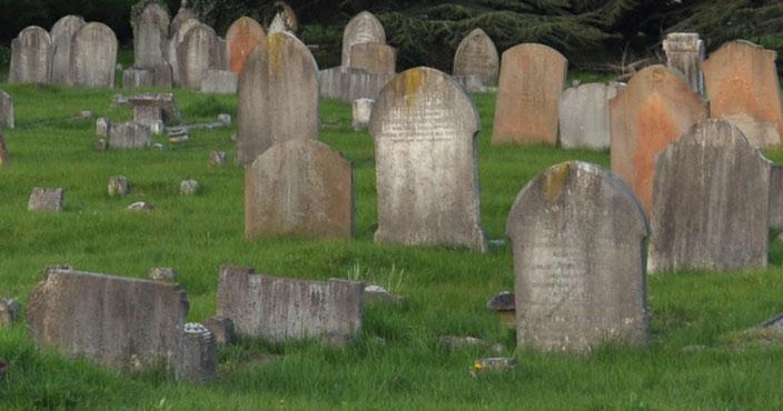 ancestor cemetery