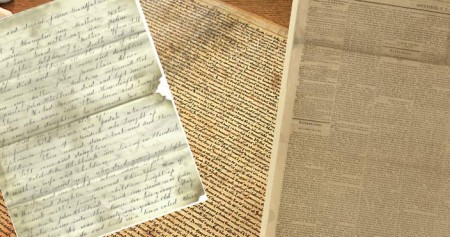 preserve old documents photographs files