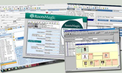 family tree software