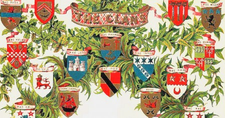 scottish clans what is my clan