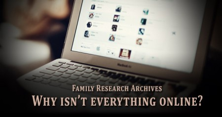 family research archives online