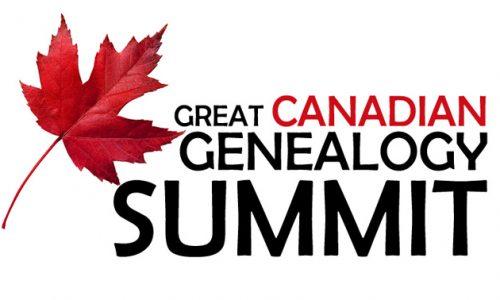 great canadian genealogy summit