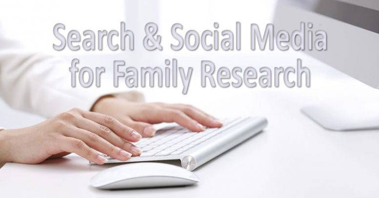 search social family research
