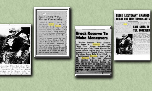using newspapers to find family story